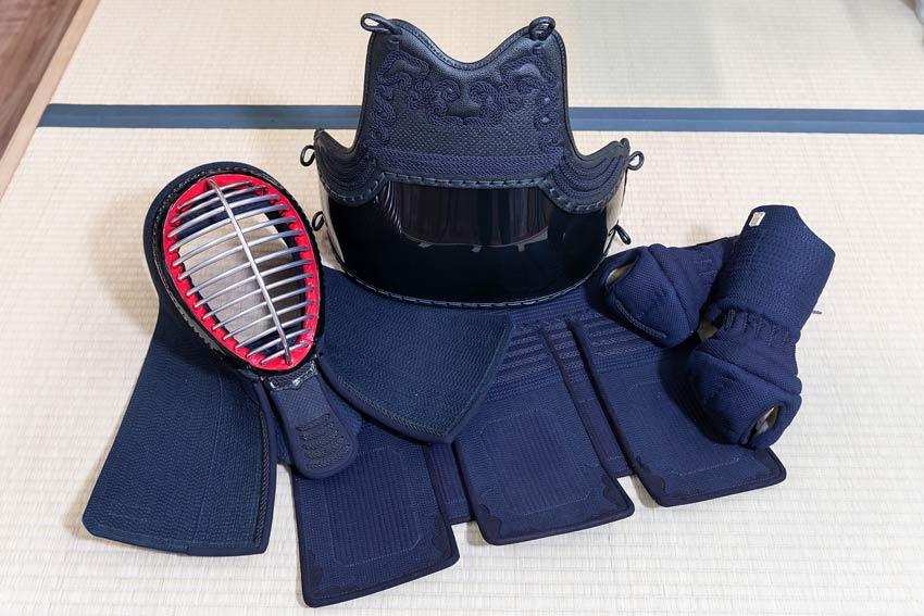 岡山市 剣道 武道具さかい 消臭剤 防具のお手入れも気にかけよう