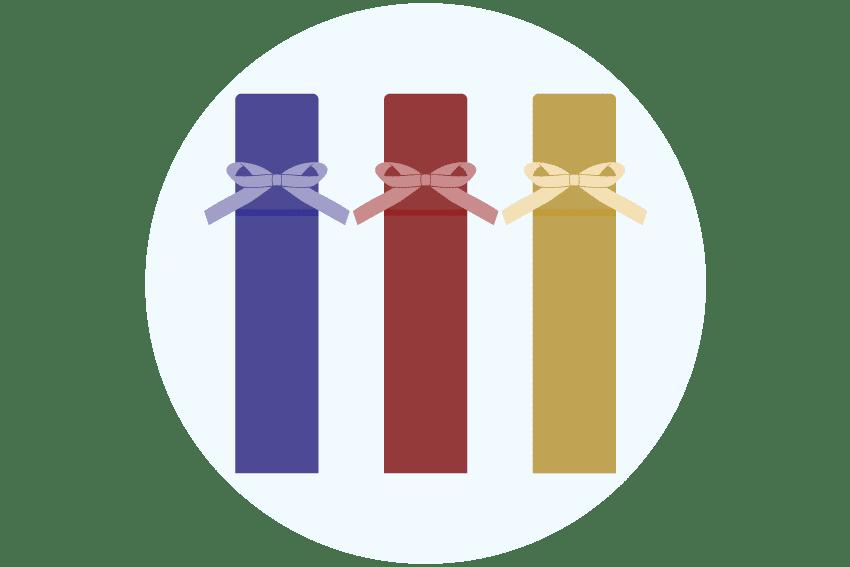 岡山市 剣道 武道具さかい 試合用品 試合用品の種類 審判旗入れ