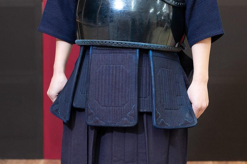 岡山市 剣道 武道具さかい 防具 垂 垂のサイズの選び方